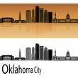 Oklahoma City V2 skyline