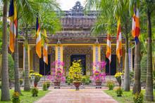 Dieu De Pagoda (Chua Dieu De) ...