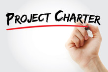 Hand Writing Project Charter W...