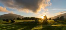 Majestic Sunrise At Castlerigg...