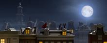 Sinterklaas And The Pieten On ...