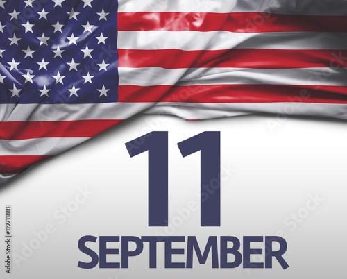 Fotografia  9/11 Patriot Day USA