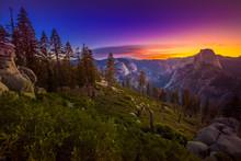 Yosemite National Park Sunrise...
