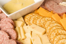 Meat And Cheese Delicatessen P...