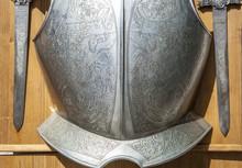Armor Breastplate, Toledo, Spain