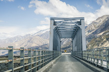 Metal Construction Bridge