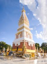 Wat Phra That Phanom, Nakhon Phanom, Thailand