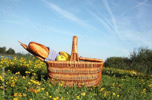 Keuken foto achterwand Picknick Picknick