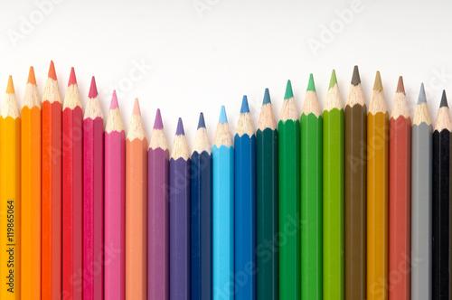 Fotografia, Obraz  色鉛筆