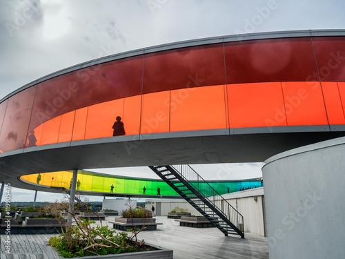 Valokuva  Aros contemporary art museum Aarhus, Denmark