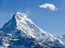 Annapurna South In Nepal