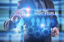 FInd The Right People. Busines...