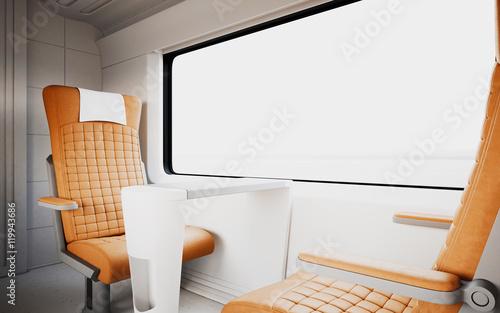 Peachy Comfortable Modern Orange Color Leather Armchair Inside Machost Co Dining Chair Design Ideas Machostcouk