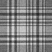Tartan, Checkered Seamless Fabric Vector Background