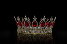 Diamond & Ruby Crown