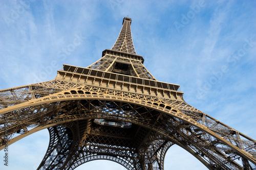 Fototapeta Eiffel tower Paris, France obraz na płótnie