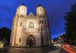 St Benigne Cathedral in Dijon
