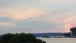 view lake maggiore italy - full hd video