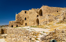 Medieval Crusaders Castle In A...