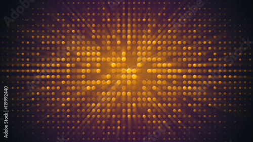 Shiny disco wall abstract party background - 119992440