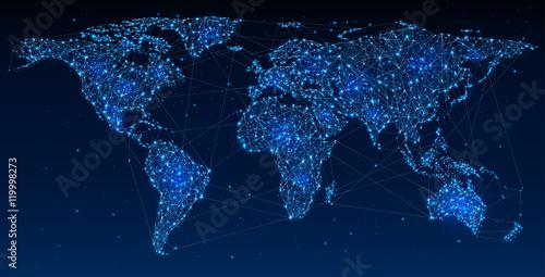 Globalna sieć i komunikacja