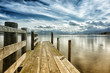 wooden jetty (256) lake chiemsee