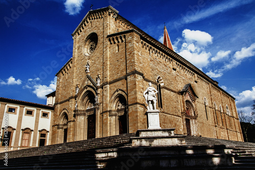 Photo Cathedral ,Cathedral, Church of arezzo ,chiesa ,cattedrale, duom