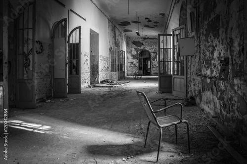 Photo Volterra's sanitarium