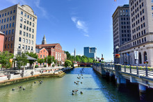 Waterplace Park - Providence, ...
