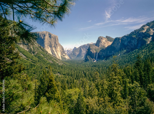 Photo  Yosemite Valley, California