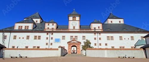 Foto auf Leinwand Schloss Schloss Augustusburg (1572, Sachsen)