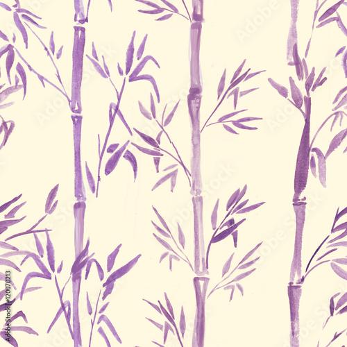 recznie-rysowane-akwarela-bezszwowe-wzor-z-bambusa-roslin-rysunek-powtarzajacy-sie-tlo-z-bambusem