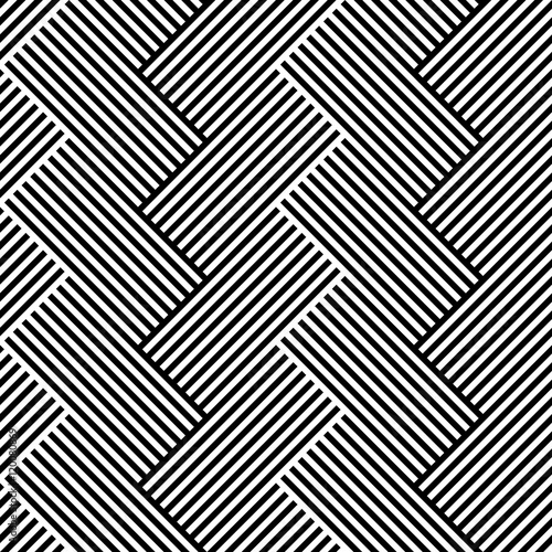 Tapeta mozaika kwadratów w linie