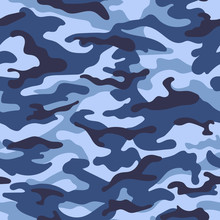 Military Camouflage Seamless P...