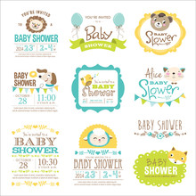 Baby Arrival And Shower Collec...