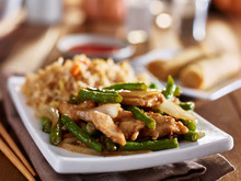 Chinese Greenbean And Chicken ...