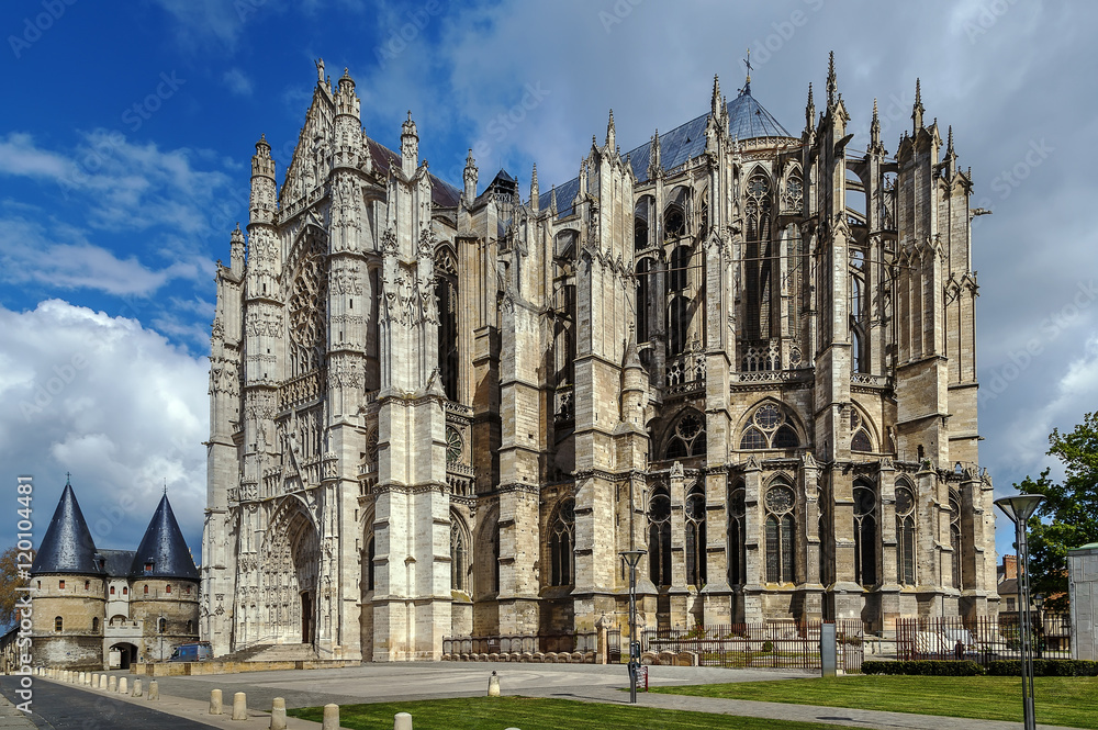 Fototapety, obrazy: Beauvais Cathedral, France
