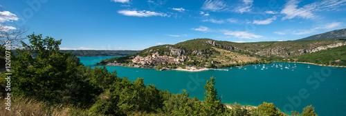 Cadres-photo bureau Caraibes Sainte Croix lake