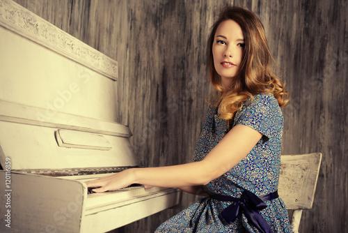 Fotografia piano improvisation