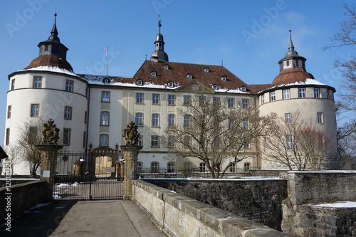 Das Schloss Langenburg  © wetzkaz