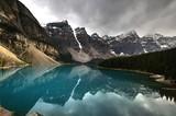 Fototapeta Natura - Lake Moraine, Banff