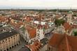Rooftop view of Munich.