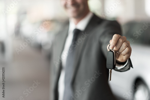 Zdjęcie XXL Twoje nowe kluczyki samochodowe