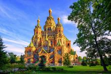 Russian Orthodox Church, St Pe...
