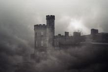 Castle On The Rock - Horror Picture