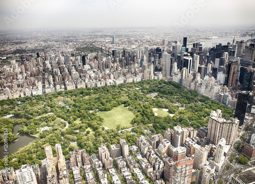 Fotografiet Central Park, New York City