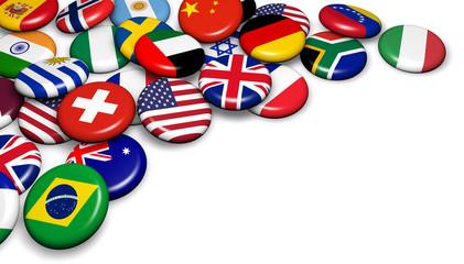 International World Flags O...