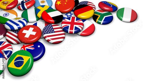 International World Flags O...