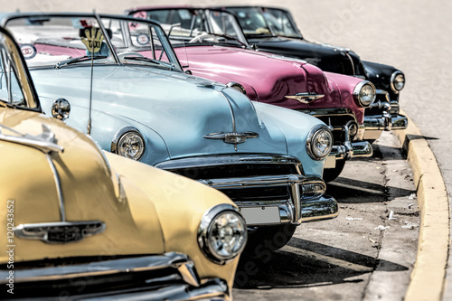 American cars in Cuba © NJ