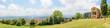 canvas print picture - Oviedo Panorama vom Monte Naranco Spanien Nordspanien Asturien (Asturias)